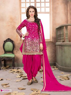 Aanaya 40006 Colors Designer Embroidered Salwar Suits