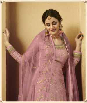 NItya 167 Heavy Exclusive Fancy Occasionally Wear Salwar Kameez