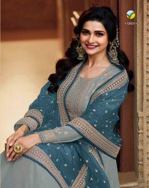 Vinay Kaseesh Parimahal Exclusive Designer Salwar Kameez