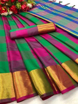 Maahi 22 Party Wear Banarasi Silk Saree Collection