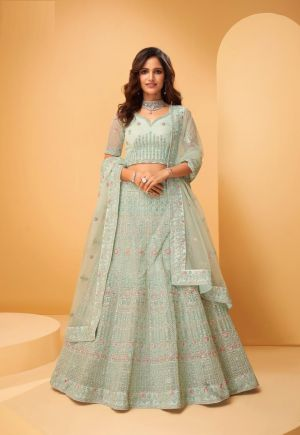 Alizeh Wedding Affair 1020 Series Lehenga Collection