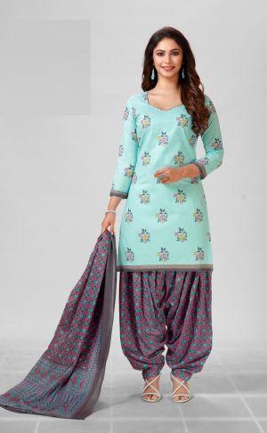Deeptex Pichkari 18 Pure Cotton Printed Dress Material Collection