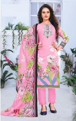 Inaya 2 Karachi Cotton Dress Material Collection