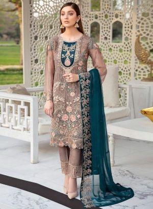 Suhani 7119 Designer Salwar Kameez Collection