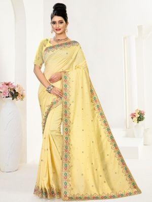 Ronisha Pleasure Festive Wear Designer Saree Collection