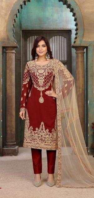 New Arrival Vaani 9 Designer Salwar Kameez Collection