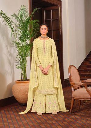 Glossy Arwen 1890 Series Embroidery Salwar Kameez