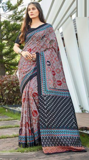 Apple Tisha 3 Festive Wear Silk Saree Collection
