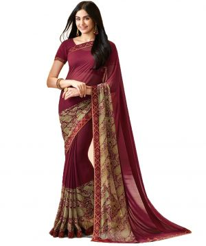 Suhani A20 Casual Wear Georgette Saree Collection