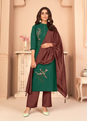 Tunic House Sweet Girl Fancy Wear Ready Made Collection
