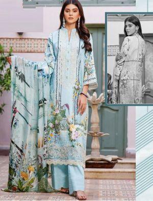 Nand Gopal Gull Haafiz Karachi Cotton Dress Material Collection
