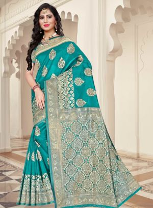Ronisha Billion Ethnic Wear Silk Saree Collection