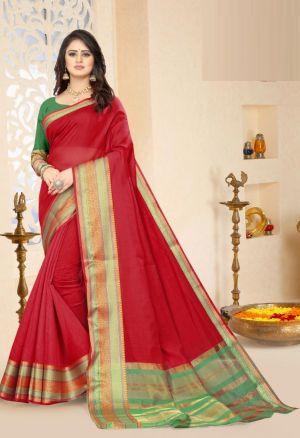 Vivera Marvel 1 Casual Wear Cotton Saree Collection