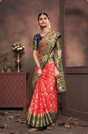 Rati Sanskar Shanaya Occasion Wear Silk Saree Collection