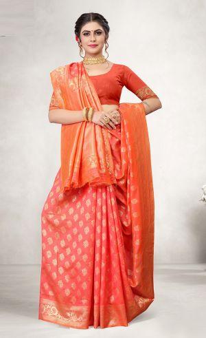 Lakshya Vidya 15 Festive Wear Jacquard Silk Saree Collection