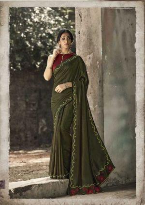 Sanskar Madhubala Fancy Wear Georgette Wear Saree Collection