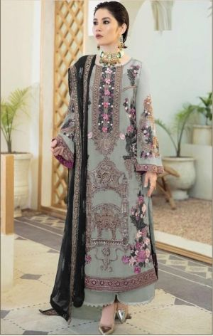 Super Hit 531 Georgette Wear Pakistani Salwar Kameez
