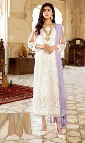 Kb 530 Georgette Wear Pakistani Salwar Kameez