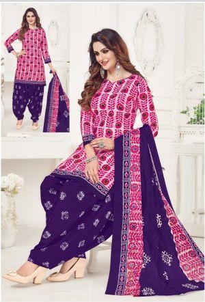 Sc Batik 12 Regular Wear Cotton Dress Material