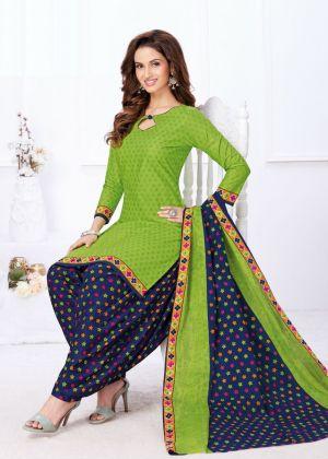 Mayur Kudi Patiyala 1 Regular Wear Cotton Dress Material