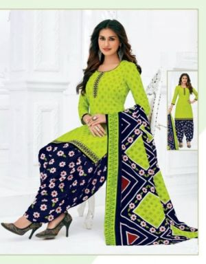 Mcm Priya 12 Printed Cotton Dress Material Collection