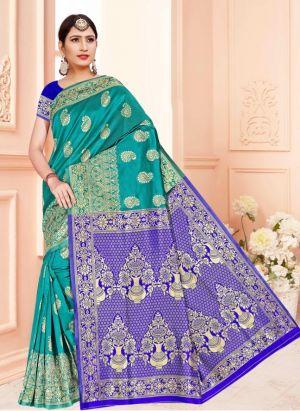 Ronisha Advance Casual Wear Silk Saree Collection