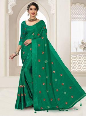 Ronisha Narobi Festive Wear Silk Saree Collection