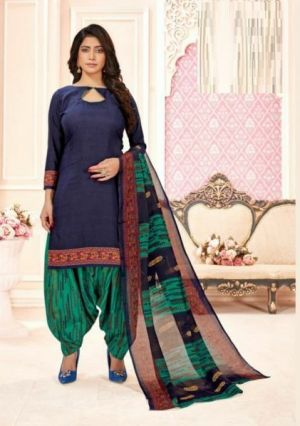 Ss Nayra 9 Regular Wear Cotton Dress Material