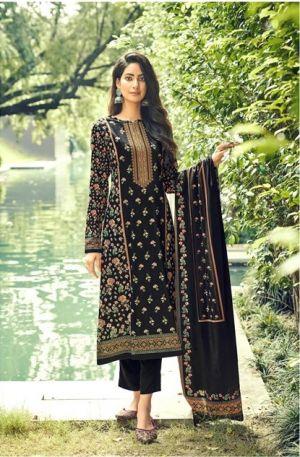 Riana Ibtidaa 60000 Series Velvet Wear Designer Salwar Kameez