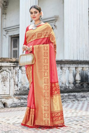 Sangam Trisha Soft Silk Designer Saree Collection