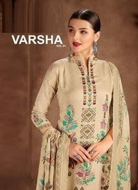 Viraa Varsha 81 Digital Printed Designer Dress Material Collection