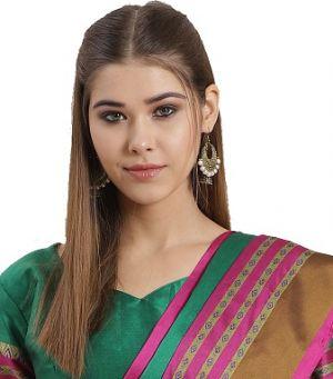 Mitisha Art Silk Running Wear Saree