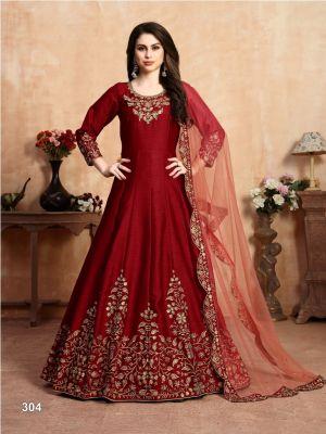 Aanaya 103 Heavy Embroidered Wedding Wear Collection
