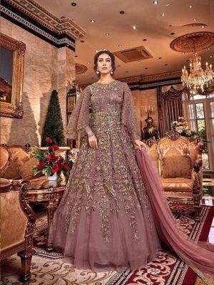 Violet 6305 Colors 2 Wedding Wear Embroidered Salwar Suits