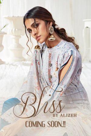 Alizeh Bliss Heavy Premium Cotton Designer Salwar Suits