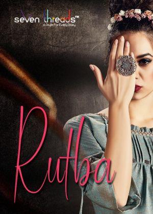 Seven Threads Rutba Heavy Cotton Slub Designer Kurti Collection