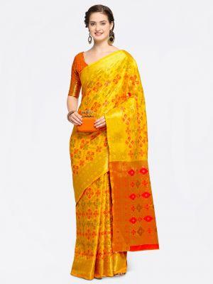 Patola Silk 2 Heavy Festive Wear Patola Silk Saree Collection