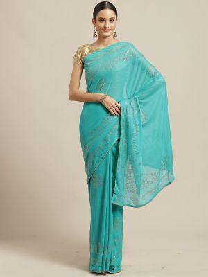 Rishit Casual Wear Chiffon Saree Collection