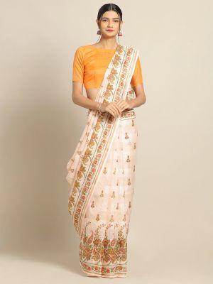 Peprika 1 Casual Wear Linen Blend Saree Collection