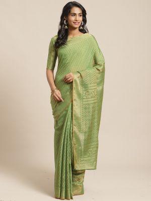 Minaxi Brasso 10 Casual Wear Cotton Silk Saree Collection