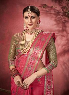 Ananya Silk 8 Heavy Silk Festive Wear Saree Collection