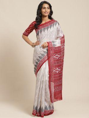 Green Silk 05 Casual Wear Art Silk Saree Collection