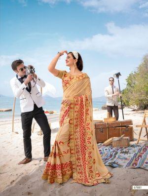 Kalista Mallika 2 Wedding Wear Silk Saree Collection