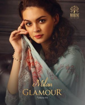 Mohini Milan Glamour 84 Heavy Exclusive Wedding Wear Collection