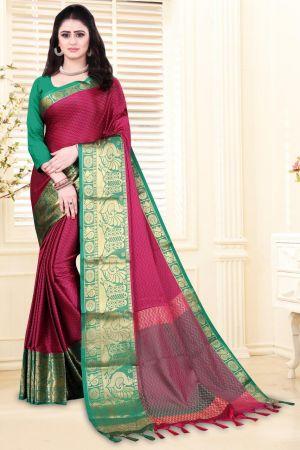 Roop Laxmi 8 Daily Wear Cotton Silk Saree Collection