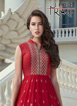 Parmpara 1016 Designer Exclusive Collection Of Long Gown