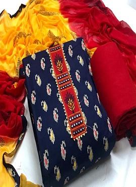 Rainbow Designer Suits 1 Desinger Dress Material