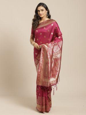Kashvi Mehek 1 Festive Silk Blend Saree Collection