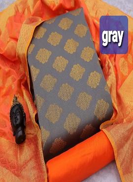 Rnx Katli Jacquard 1 Designer Dress Material