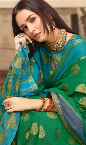 Sangam Tantra Handloom Cotton Saree Collection
